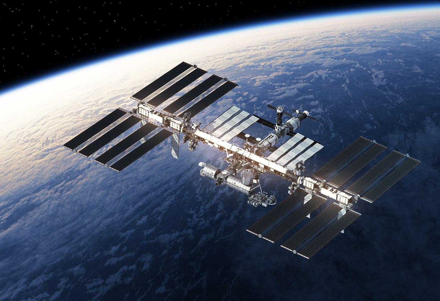 Интернет и криптография в космосе