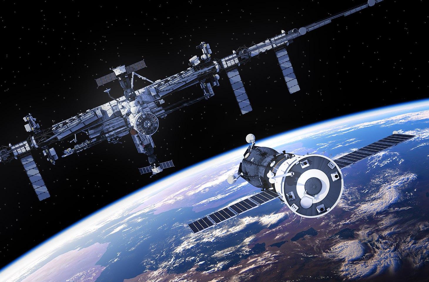 Интернет и криптография в космосе 2