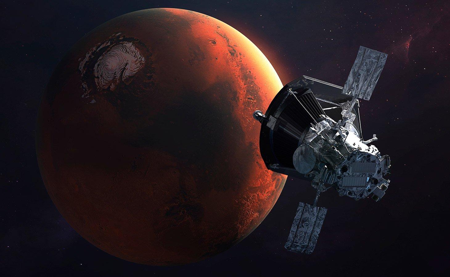 Интернет и криптография в космосе 3