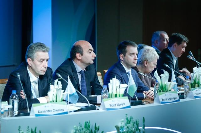 33-я Всемирная конференция Международной ассоциации технопарков и зон инновационного развития (IASP 2016), 21 сентября 2016, Москва