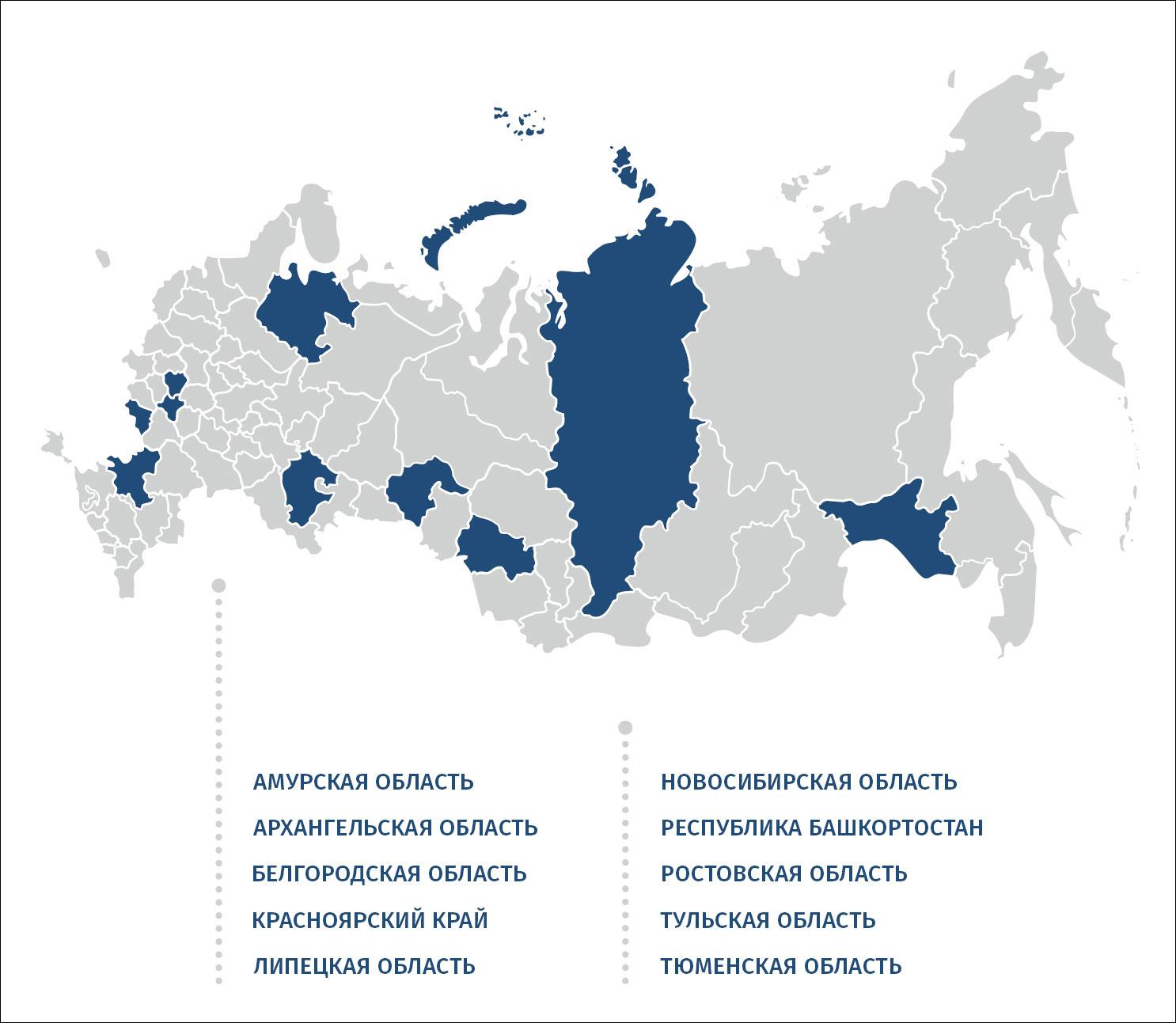 Приоритетные госуслуги переведены в электронный вид только в 10 регионах