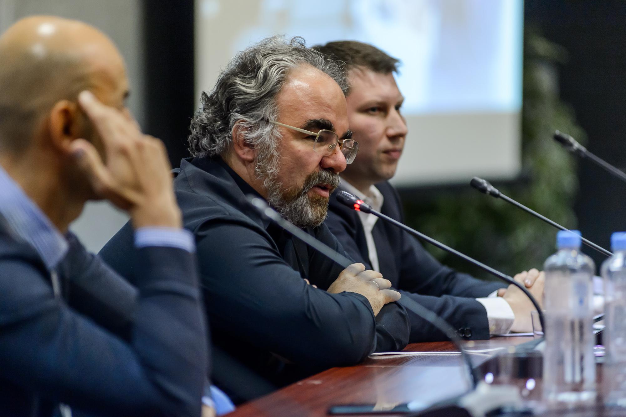Выступление экспертов на выставке InfoSecurity Russia 2017
