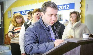 Глава Минкомсвязи изучил работу МФЦ нового поколения