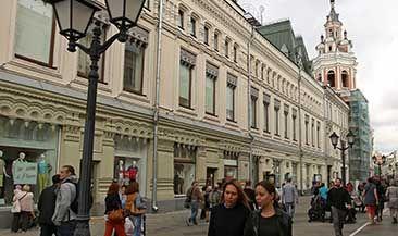 Москва определит подрядчика на благоустройство почти 20 улиц в ЦАО