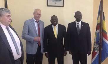 Россия и Уганда будут развивать электронное правительство