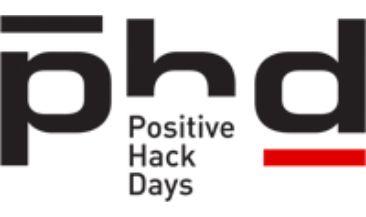 Компания Positive Technologies анонсировала даты шестого международного форума по практической безопасности Positive Hack Days