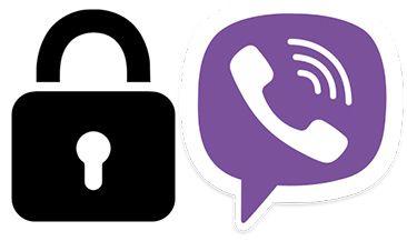 Viber реализует сквозное шифрование и дает возможность скрывать чаты