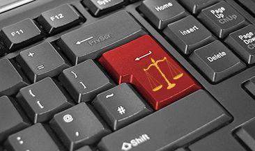 На сайтах судов появилась возможность подачи документов в электронном виде
