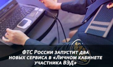 ФТС России запустит два новых сервиса в «Личном кабинете участника ВЭД»