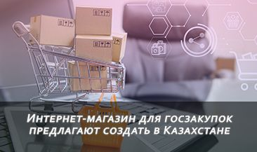 Интернет-магазин для госзакупок предлагают создать в Казахстане